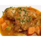 Coq au Vin - dating back to Roman times!