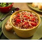 Hearty Black-Eyed Pea and Tomato Stew