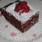 Black Forest Brownies