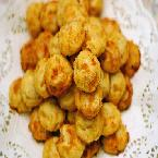 Gougeres (french Cheese Puffs)