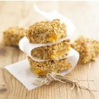 Lemon and Ginger Flapjacks
