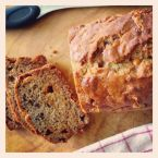 Butterscotch Banana Bread