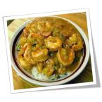 Crock Pot Gumbo Shrimp