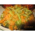 Linda Williamson's Broccoli and Carrot Mash