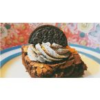 Double Oreo Brownies