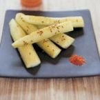 Spicy Cucumber Wedges
