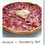 Rhubarb & Strawberry Pie/Tarts