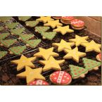 Kathy's Christmas Sugar Cookies
