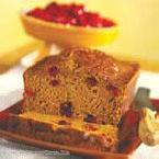 Moist and Delicious Cranberry Bread