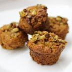 PUMPKIN CRUNCH MUFFINS