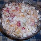 Image of Ambrosia Fruit Salad, Bakespace