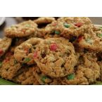 Rochelle's Oatmeal Surprize Cookies