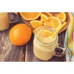 Brazilian Sweet Orange Mate Smoothie