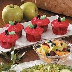 Apple Spice Cupcakes