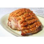 Easy Roast Pork with Crackling and Gravy