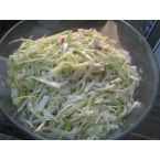 Vinegar Cole Slaw