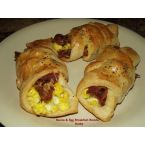 Bacon & Egg Breakfast Bombs