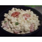 Creamy Ranch Macaroni Salad