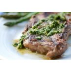 Argentinian Steak With Spicy Chimichurri Sauce