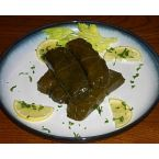 Lebanese Stuffed Vine Leaves