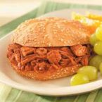 Tangy Pulled Pork Sandwiches