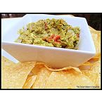 Grilled Guacamole Dip
