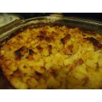 Slim Scalloped Potatoes and Ham