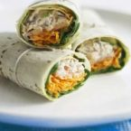tuna and lemon wrap recipe