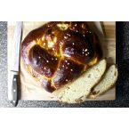 Apple and Honey Challah, take 1