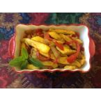 Yellow  Squash Medley