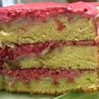 Easter Berry Cake