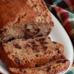 SPICED CHOCOLATE BANANA LOAF