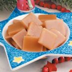 Butterscotch Hard Candy
