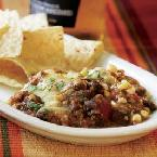 WARM BLACK BEAN & CHIPOLTLE DIP