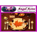 Angel Acres Thanksgiving Dinner Cookbook!