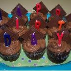 Midnight Mocha Cupcakes