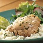 Lime Garlic Chicken