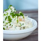 Potato Salad with Japanese Mayo