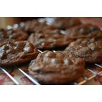 Pam's Chewy Brownie Cookies