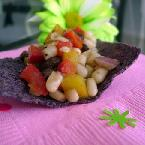 Black & White Salsa