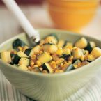 Mexican Zucchini and Corn Dish