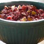 Mcclendon Family's Cranberry Relish Recipe