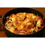 Chicken Cacciatore (Hunter Style Chicken) Recipe