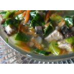 QUICK PORK STIR FRY SOUP