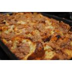 Dutch Oven Cinnamon French Toast