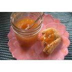 Spiced Caramel Peach Jam