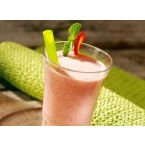 Renae's Fun-berry Strawberry Mint Smoothie