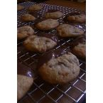 Brown Sugar Butterfinger Drop Cookies