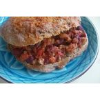 Almost Meatless Sloppy Joes
