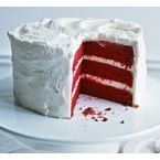 Red Velvet Cake oh so pretty